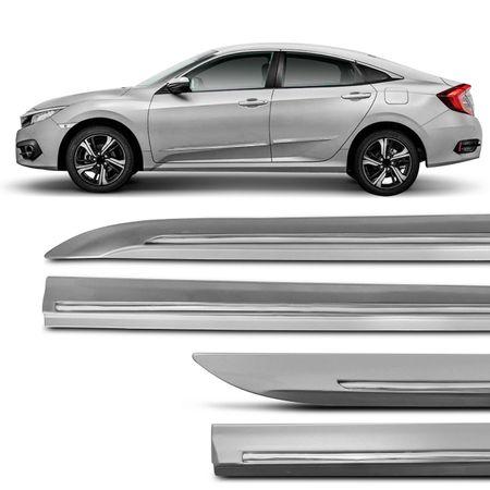 Jogo-Friso-Lateral-Honda-Civic-G10-Prata-Platinum-Modelo-Original-connectparts---1-