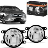 Par-Farol-de-Milha-LED-Honda-City-2015-2016-2017-LEDriving-FOGLights-201-6000K-8W-12V-24V-Auxiliar-connectparts---1-