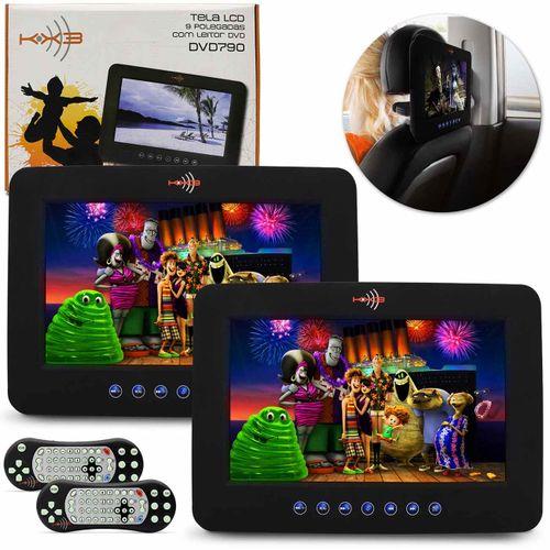 Par-Tela-Encosto-de-Cabeca-KX3-9-Pol-LCD-Acoplavel-Preto-DVD-USB-SD-MP3-MP4-Com-Controle-Remoto-connectparts---1-