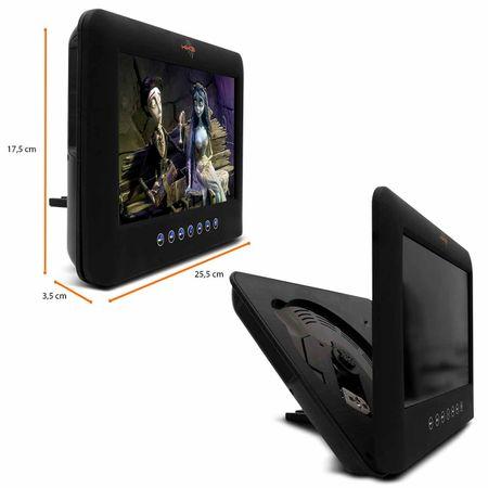 Par-Tela-Encosto-de-Cabeca-KX3-9-Pol-LCD-Acoplavel-Preto-DVD-USB-SD-MP3-MP4-Com-Controle-Remoto-connectparts---2-