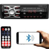 MP3-Player-Automotivo-6660BCN-1-Din-Led-Bluetooth-USB-Cartao-de-Memoria-SD-Auxiliar-P2-Radio-MP3-connectparts---1-
