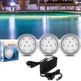 Kit-3-Luminarias-de-Piscina-12V-9W-Azul-Transparente-110-Lumens---Controle-Remoto-Wireless-Fonte-60W-connectparts---1-
