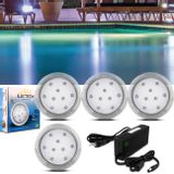 Kit-4-Luminarias-de-Piscina-12V-9W-Azul-Transparente-110-Lumens---Controle-Remoto-Wireless-Fonte-60W-connectparts---1-
