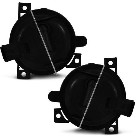 Kit-Farol-Milha-Gol-Parati-Saveiro-G4-06-a-14-Polo-03-a-06-Fox-03-a-09---Kit-Xenon-H3-8000K-Azulado-connect-parts--3-