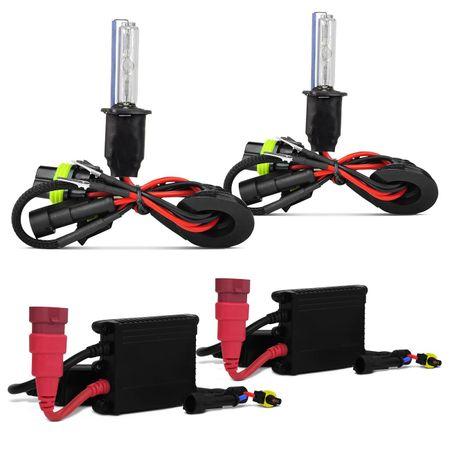 Kit-Farol-Milha-Gol-Parati-Saveiro-G4-06-a-14-Polo-03-a-06-Fox-03-a-09---Kit-Xenon-H3-8000K-Azulado-connect-parts--5-