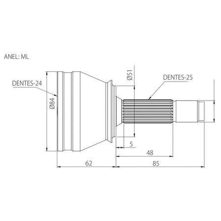 Junta-Homocinetica-Vetor-Fiat-Stilo-1.8-8-16V-connectparts---1-