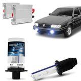 Kit-Lampada-Xenon-para-Farol-de-milha-Volkswagen-Santana-1984-a-2006-H3-8000k-12v-35W-connectparts--1-