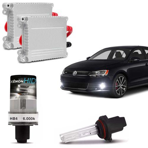 Kit-Lampada-Xenon-para-Farol-de-milha-Volkswagen-Jetta-2011-a-2014-Hb4-6000k-12v-35W-connectparts---1-
