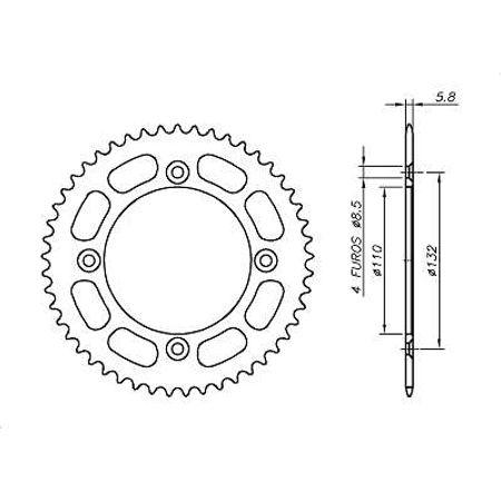 Coroa-KTM-KTM85-2012-2018-DA21.449-VAZ-Connect-Parts-2