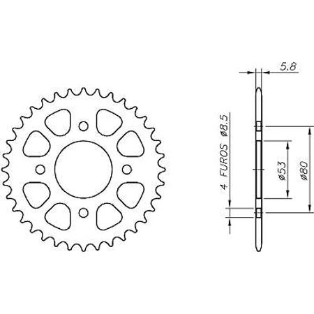 Coroa-METRAKIT-METRAKIT70-2000-A-2003-DA12.438-VAZ-Connect-Parts-2