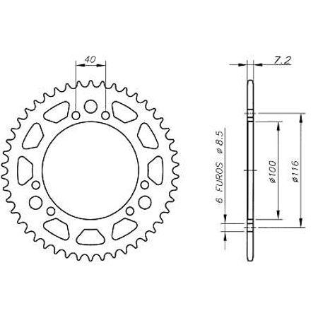 Coroa-Temperada-BETA-RK6-428-50-1994-A-1998-CA05.456T-VAZ-Connect-Parts-2
