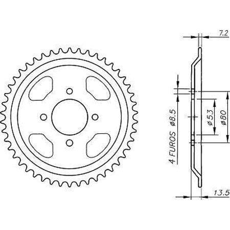 Coroa-Temperada-DERBI-FENIX-428-1996-A-1999-DA10.148T-VAZ-Connect-Parts-2