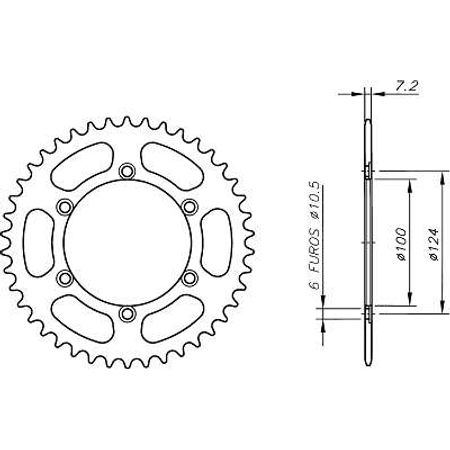 Coroa-Temperada-DUCATI-MONSTER916-S4-2001-A-2003-CA02.243T-VAZ-Connect-Parts-2