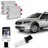 Kit-Lampada-Xenon-para-Farol-de-milha-Fiat-Palio-Weekend-Treking-2009-a-2013-h1-6000k-12v-35W-connectparts---1-