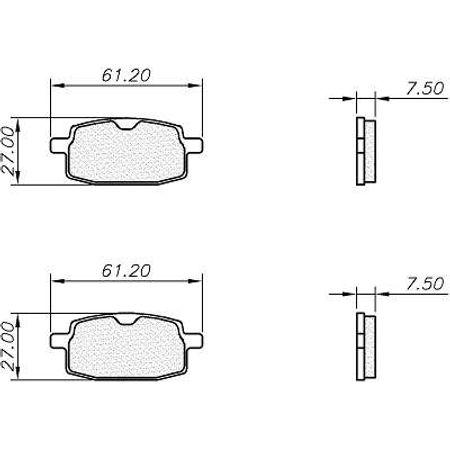 Pastilha-Kevlar-Mz-Moskito-Sx-2000-a-2003-PM0094K-VAZ-Connect-Parts-2