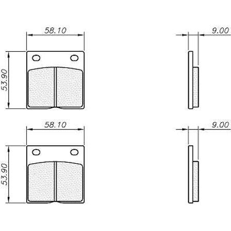 Pastilha-Kevlar-Suzuki-Gs850Gl-Glt-1981-em-Diante-PM0055K-VAZ-Connect-Parts-2