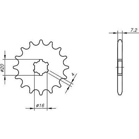 Pinhao-Yamaha-Mx180-1982-a-1996-YB02.212-VAZ-Connect-Parts-2