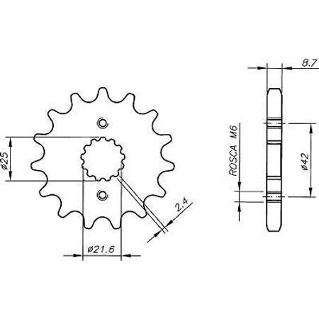 Pinhao-Suzuki-Gsx750F-1989-a-1997-SB05.518-VAZ-Connect-Parts-2