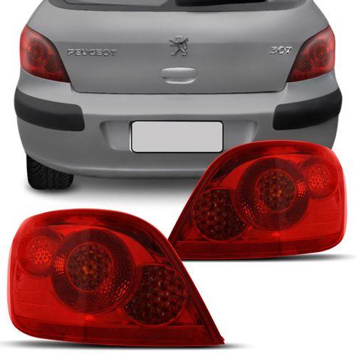 Par-Lanterna-Traseira-Peugeot-307-Hatch-2007-2008-2009-2010-2011-2012-Vermelha-connectparts---1-