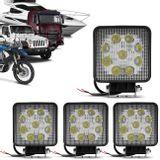 Kit-4x-Farol-de-Milha-Quadrado-27W-Universal-9-LEDs-6000K-Branco-Carro-Caminhao-Jeep-connectparts--1-