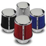 Filtro-de-Ar-Esportivo-Tunning-MonoFluxo-52-62mm-Conico-Lavavel-Shutt-Base-Cromada-Maior-Potencia-connectparts---1-