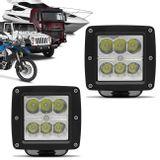 Kit-2x-Farol-de-Milha-LED-Quadrado-24W-Carro-Moto-Caminhao-Jeep-Off-Road-6x4W-Universal-Preto-connectparts---1-