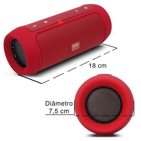 Caixa-De-Som-Shutt-Charge-2-Vermelha-connectparts---1-