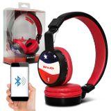 Fone-De-Ouvido-Shutt-EUA-Sem-Fio-Bluetooth-Wi-Fi-Preto-Vermelho-connectparts---1-