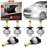 Kit-Lampadas-Super-LED-Ford-KA-Farol-Alto-H4-Baixo-H4-e-Milha-H11-6000-Lumens-connectparts---1-