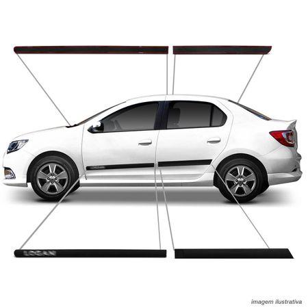 Friso-Lateral-Logan-201-4-Modelo-Opcional-Personalizado-4-Portas-Kit-4-Pecas-Injetado-connectparts---5-