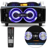 Mini-Hi-Fi-System-Lenoxx-MS-8300-Bluetooth-USB-SD-RCA-FM-Preto-Funcao-Karaoke-Controle-Remoto-connectpats---1-