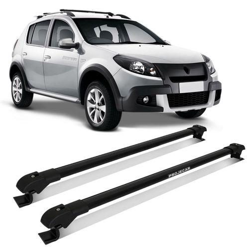 Rack-de-Teto-Travessa-Slim-Renault-Sandero-Stepway-2007-a-2019-Preto-Suporte-45KG-connectparts--01-