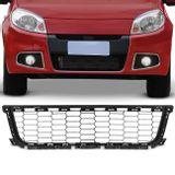 Grade-Dianteira-Renault-Sandero-12-A-14-Preta-Para-Choque-connectparts--1-