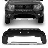 Overbumper-Duster-Oroch-2015-2016-Preto-Com-Prata-Front-Bumper-Aluminium-Sem-Alojamento-Milha-connectparts--1-