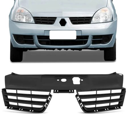 Grade-Dianteira-Clio-Hatch-Sedan-2006-2007-2008-2009-2010-2011-2012-Preta-connectparts---1-