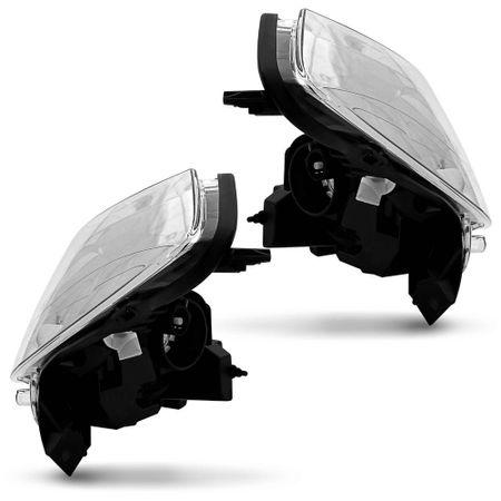 Par-Farol-Sandero-2007-2008-2009-2010-2011-Mascara-Cromada-Foco-Simples-connectparts---2-