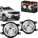 Par-Farol-de-Milha-LED-Duster-Oroch-2016-2017-2018-LEDriving-FOGLights-201-6000K-8W-12V-24V-Auxiliar-connectparts---1-