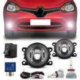 Kit-Farol-de-Milha-Renault-Clio-2013-a-2016---Super-LED-Headlight-H11-6000k-connectparts---1-