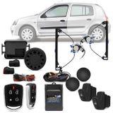 Kit-Vidro-Eletrico-Renault-Clio-00-a-12-Dianteiro-Sensorizado---Alarme-Automotivo-Positron-PX360-BT-Connect-parts--1-