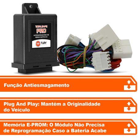 Modulo-Vidro-Eletrico-Tury-PRO-2-8-BP-Plug-Play-Renault-Clio-Symbol-2000-a-2017-2-Portas-Dianteiras-connectparts--2-