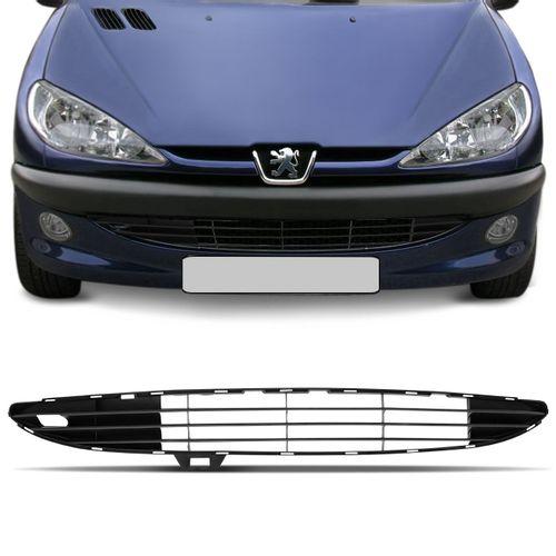 Grade-Central-Do-Para-Choque-Peugeot-206-99-A-04-connectparts---1-