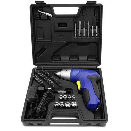 Parafusadeira-Goodyear-65mm-200-RPM-Bivolt-sem-Fio-Bateria-Recarregavel-12V-com-Maleta-44-Pecas-connectparts---2-