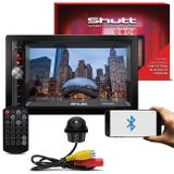 Kit-DVD-Player-Automotivo-Shutt-Chicago-Bluetooth-USB-SD-AUX-FM---Camera-Re-Colorida-Tartaruga-Preta-connectparts---1-