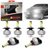 Kit-Lampadas-Super-LED-Honda-HR-V-Farol-Alto-H4-Baixo-H4-e-Milha-H11-6000-Lumens-connectparts---1-