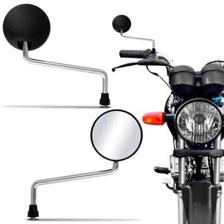Par-Espelho-Retrovisor-Mini-DT-200-Capa-Preta-Haste-Dobra-90°-Cromada-Universal-Rosca-Padrao-Honda-connectparts---1-