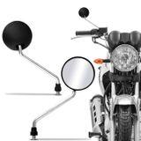 Par-Espelho-Retrovisor-Mini-DT-200-Capa-Preta-Haste-Cromada-Universal-Rosca-Padrao-Yamaha-connectparts---1-