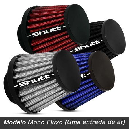 Filtro-de-Ar-Esportivo-Moto-Tunning-MonoFluxo-38mm-Conico-Lavavel-Shutt-Base-Borracha-Maior-Potencia-connectparts---2-
