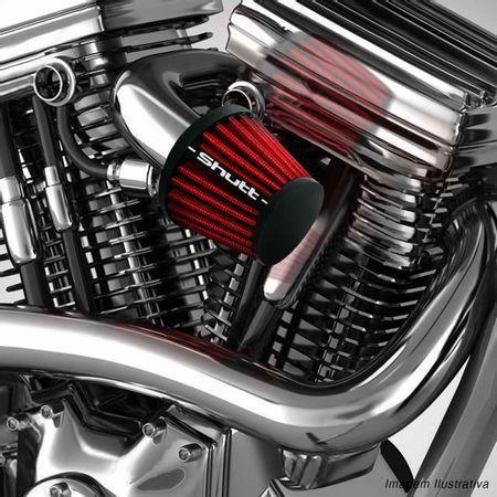 Filtro-de-Ar-Esportivo-Moto-Tunning-MonoFluxo-38mm-Conico-Lavavel-Shutt-Base-Borracha-Maior-Potencia-connectparts---5-