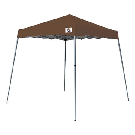 Tenda-Gazebo-Dobravel-Sanfonada-24x24m-Aco-Poliester-Marrom-Silver-Coating-Interno-Com-Bolsa-connectparts