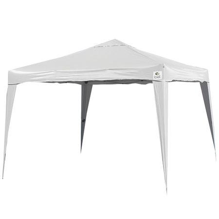 Tenda-Gazebo-Dobravel-Sanfonada-3X3-Aluminio-Poliester-Branco-Silver-Coating-Interno-Com-Bolsa-connectparts